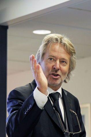 VIL HA ÅPENHET: Ansvarlig redaktør i VG, Torry Pedersen, mener det er viktig med åpenhet knyttet til inntekt, skatt og formue.