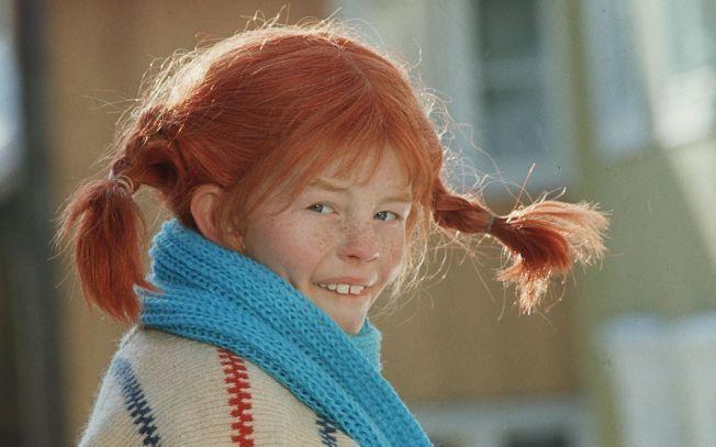 Inger Nilsson spilte Pippi Langstrømpe i de populære TV-programmene basert på Astrid Lindgrens bøker.