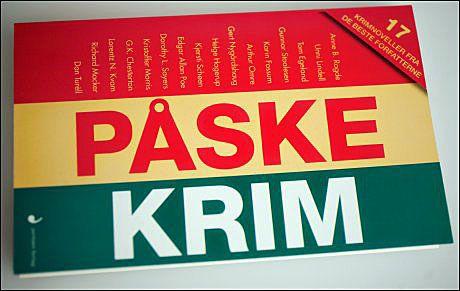 REAGERTE: Omslagets likhet med varemerket Kvikk Lunsj fikk Kraft Foods til å reagere og kreve utgivelsen stoppet før lanseringen 1. april 2009. Foto: Simen Grytøyr