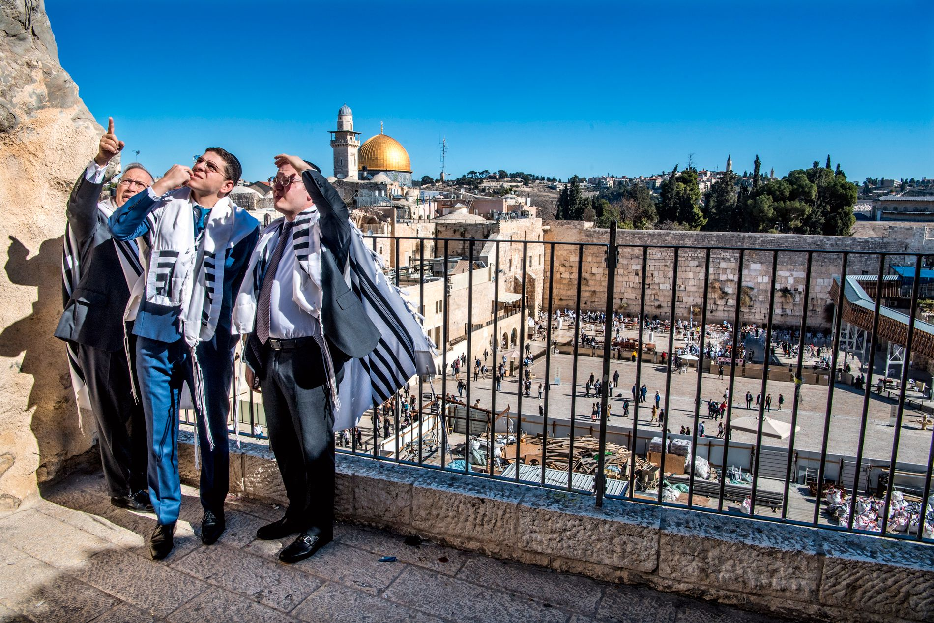 OG in Jerusalem