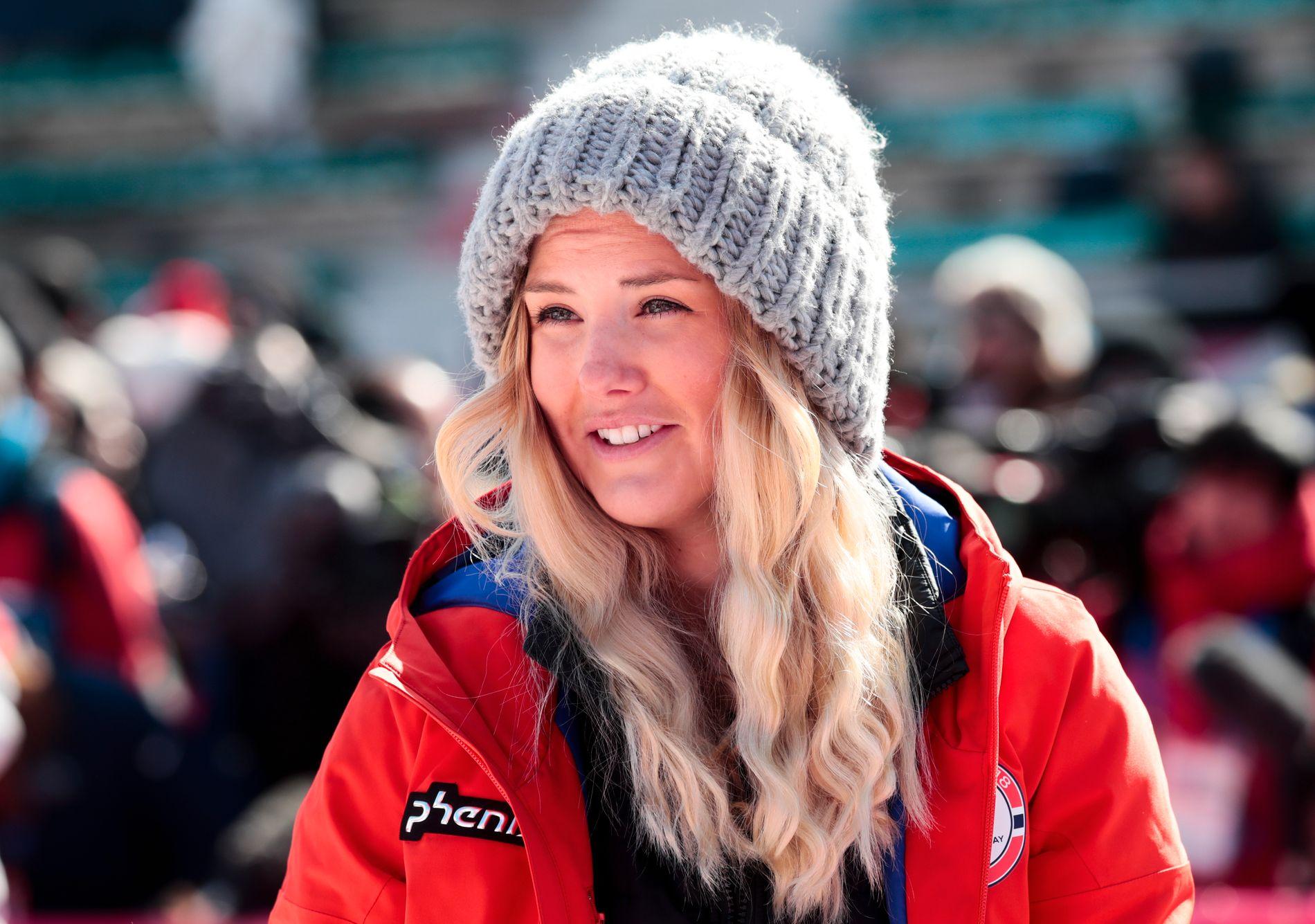X GAMES-PROFIL: Silje Norendal, her under OL i Pyeongchang i februar, gjør seg klar til X Games på hjemmebane og Fornebu.