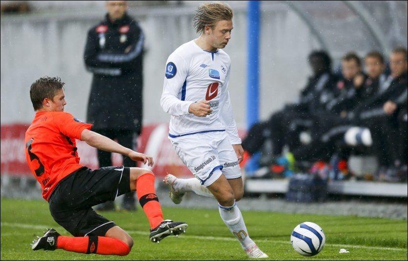 NY HVIT DRAKT?: Alexander Søderlund skal så godt som være klar for Rosenborg. Foto: Jan Kåre Næss, NTB Scanpix