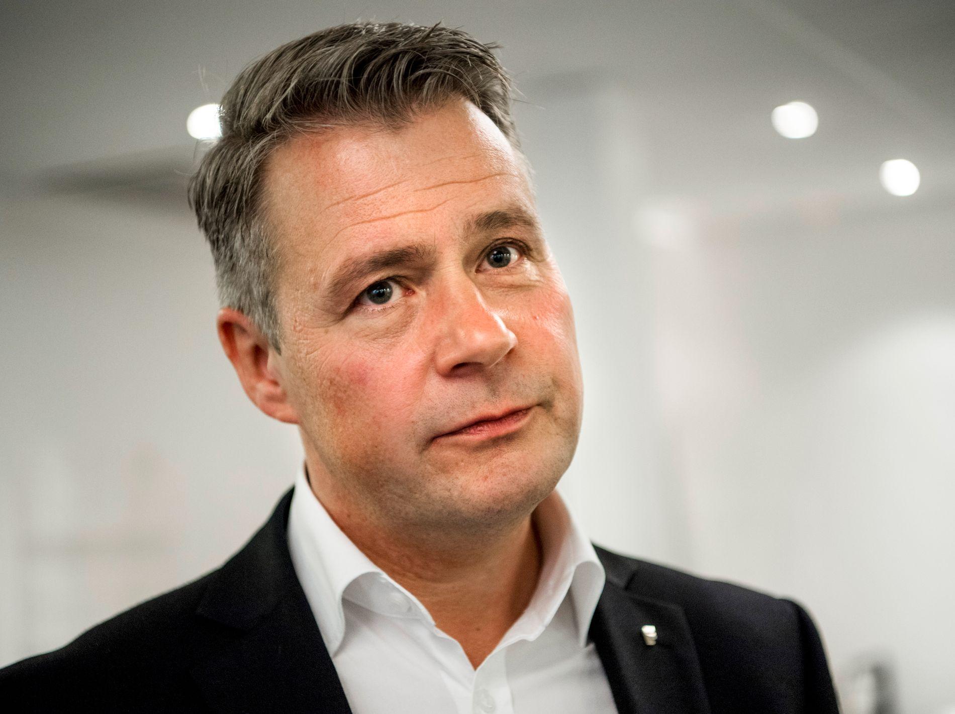 MISTER TILLIT: Stortingsrepresentant Per-Willy Amundsen mener Frp lytte til velgere som forteller at de ikke lenger stoler på partiet.