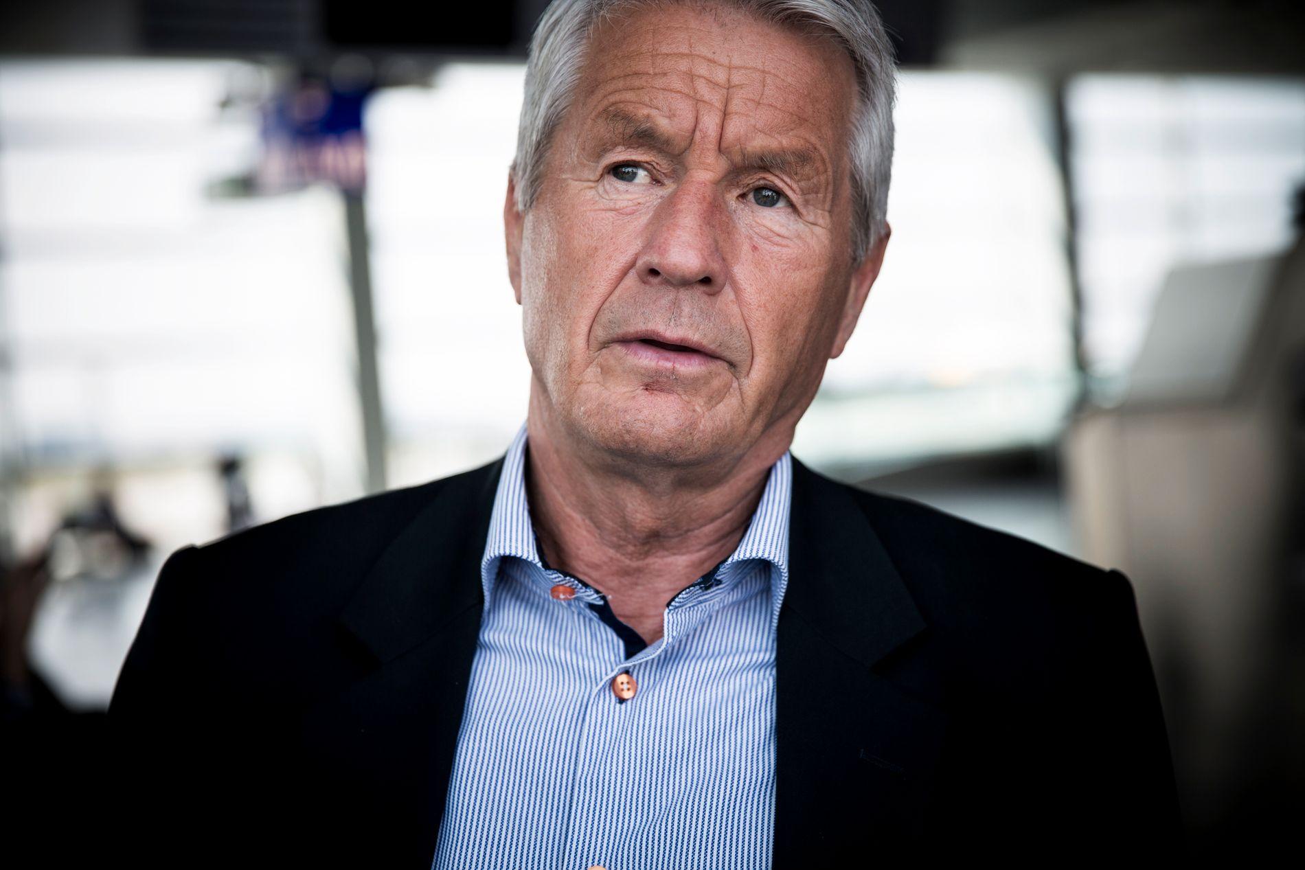 AKTIV PÅ FACEBOOK: Thorbjørn Jagland kommenterer jevnlig europeisk såvel som norsk politikk på sin Facebook-side. Innleggene har fått flere til å reagere, nå også norsk UD.