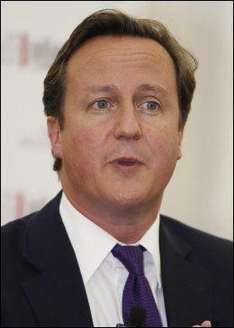 KRITIKK: David Cameron kritiserte forrige uke PCC. Foto: Ap