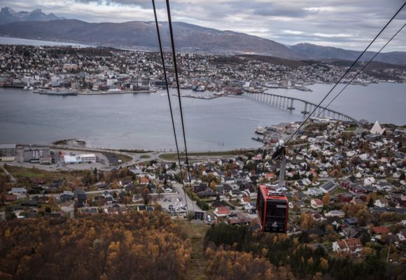 Tripadvisor rangerer Tromsø som verdens tredje beste opplevelsestur