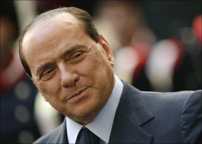 VIL TILBAKE I POLITIKKEN: Italias tidligere statsminister Silvio Berlusconi. Foto: Reuters / NTB scanpix