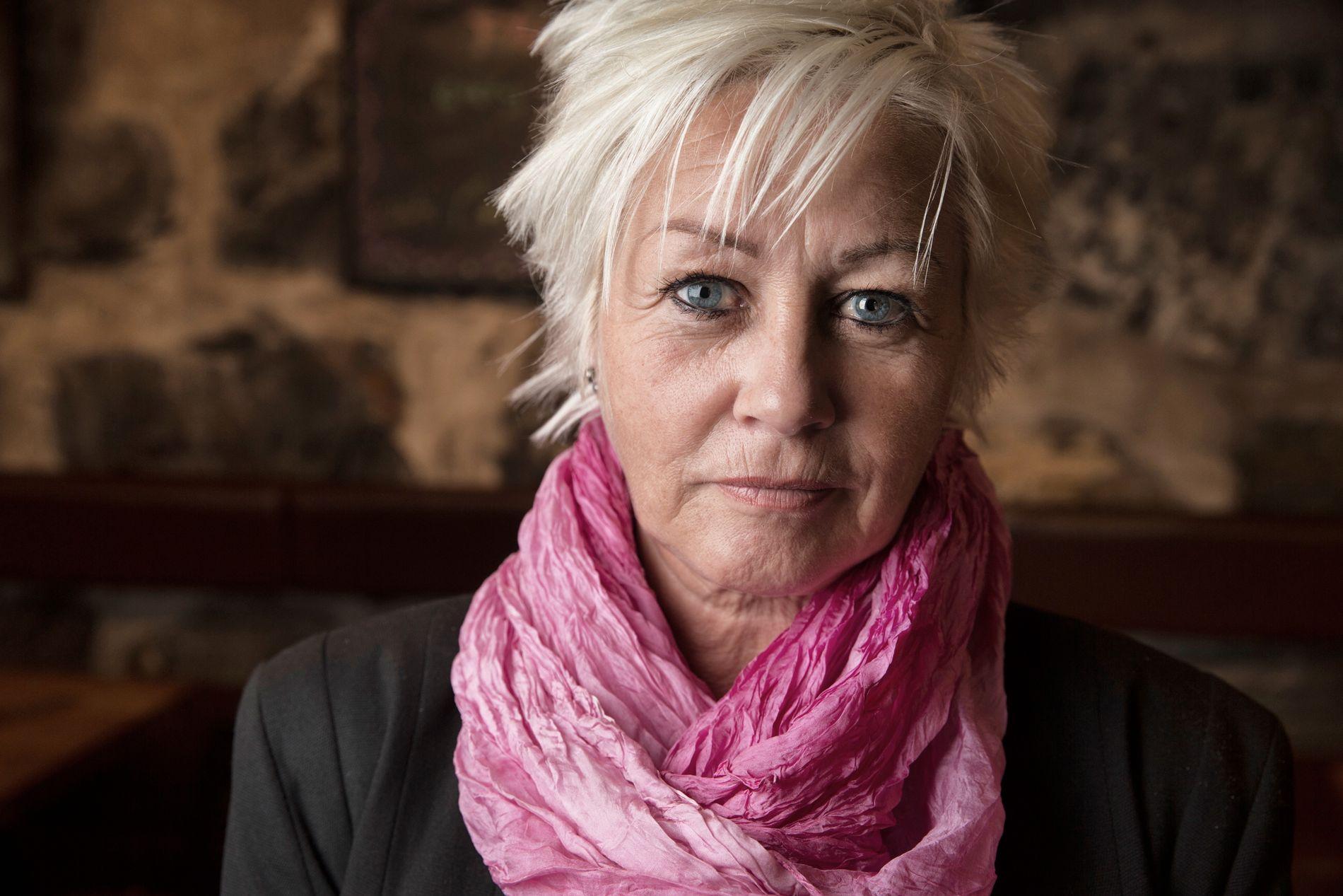 BEKYMRET: Kreftforeningens generalsekretær Anne Lise Ryel har engasjert seg i brannmenns kamp for å få yrkesskadeerstatning.