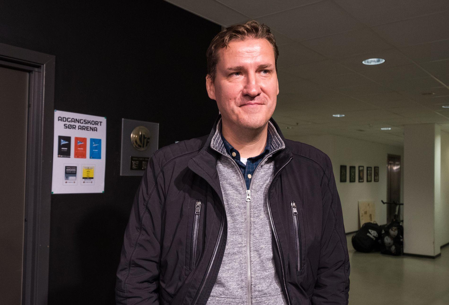 EUROPA-INSPIRERT: Under Tor-Kristian Karlsens ledelse ønsker Start å utvikle unge spillere – fra inn- og utland – og selge dem videre med fortjeneste.