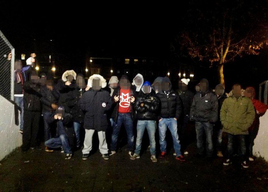 TRUSSEL: I hemmelige etterretningsrapporter blir den kriminelle gjengen Young Bloods trukket frem som den største gjengtrusselen i Oslo.