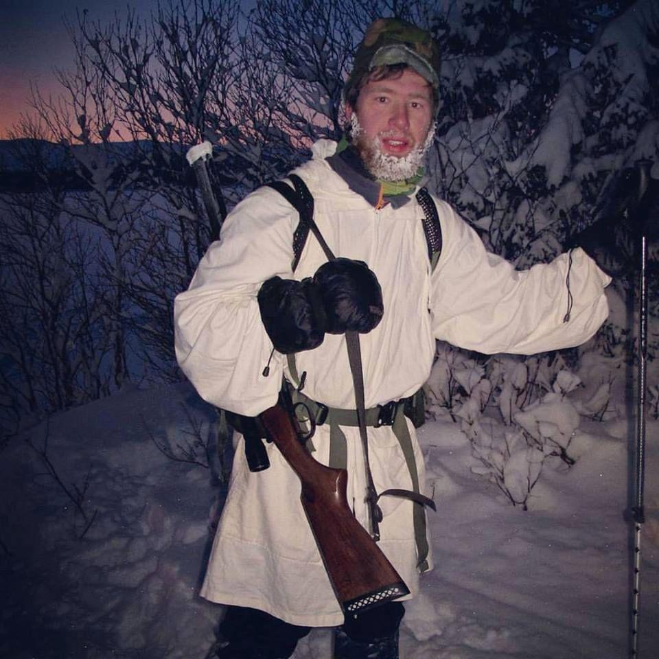 ERFAREN: Kjell-Harald Myrseth tilbrakte 40 timer i de ekstreme naturkreftene på Finnmarksvidda. Etter en redningsaksjon som pågikk i nesten 24 timer ble han til slutt reddet ned fra fjellet.
