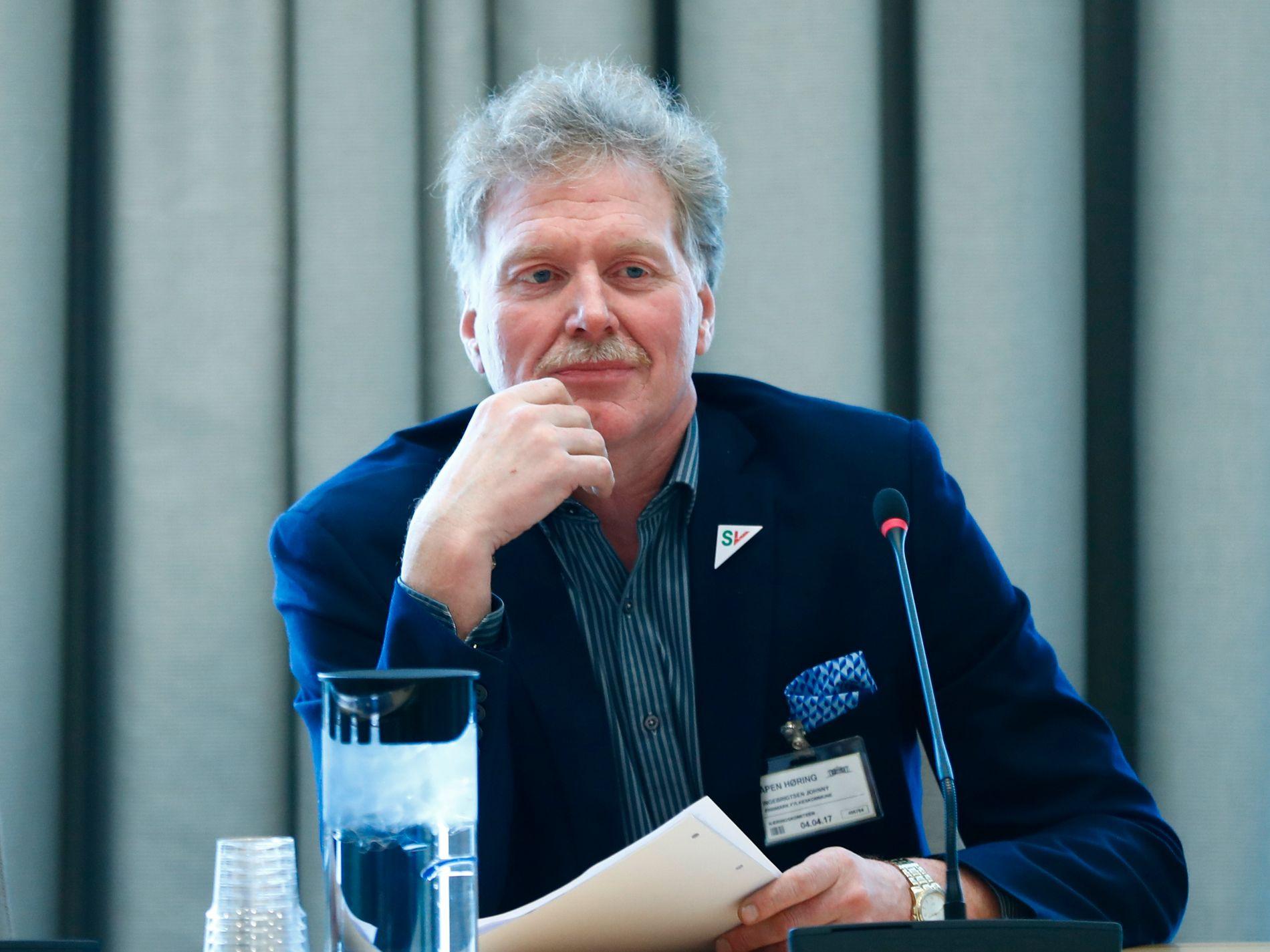 DØMT: Johnny Ingebrigtsen er i Hammerfest tingrett dømt for miljøkriminalitet.