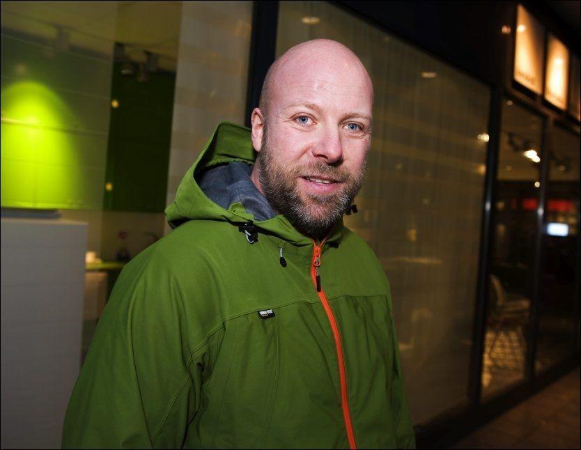 VANT: Tidligere ambulansesjåfør Erik Schjenken saksøkte Dagbladet for ærekrenkelser, nå har han vunnet frem i Høyesterett. Foto: Espen Braata / VG
