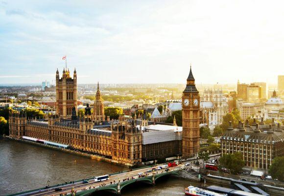 Fem Londonopplevelser for gutta
