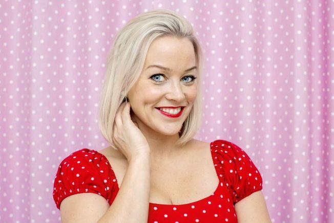 ÅPENHJERTIG: Hanne Sørvaag liker følelsen det gir å rette opp gamle feilskjær.