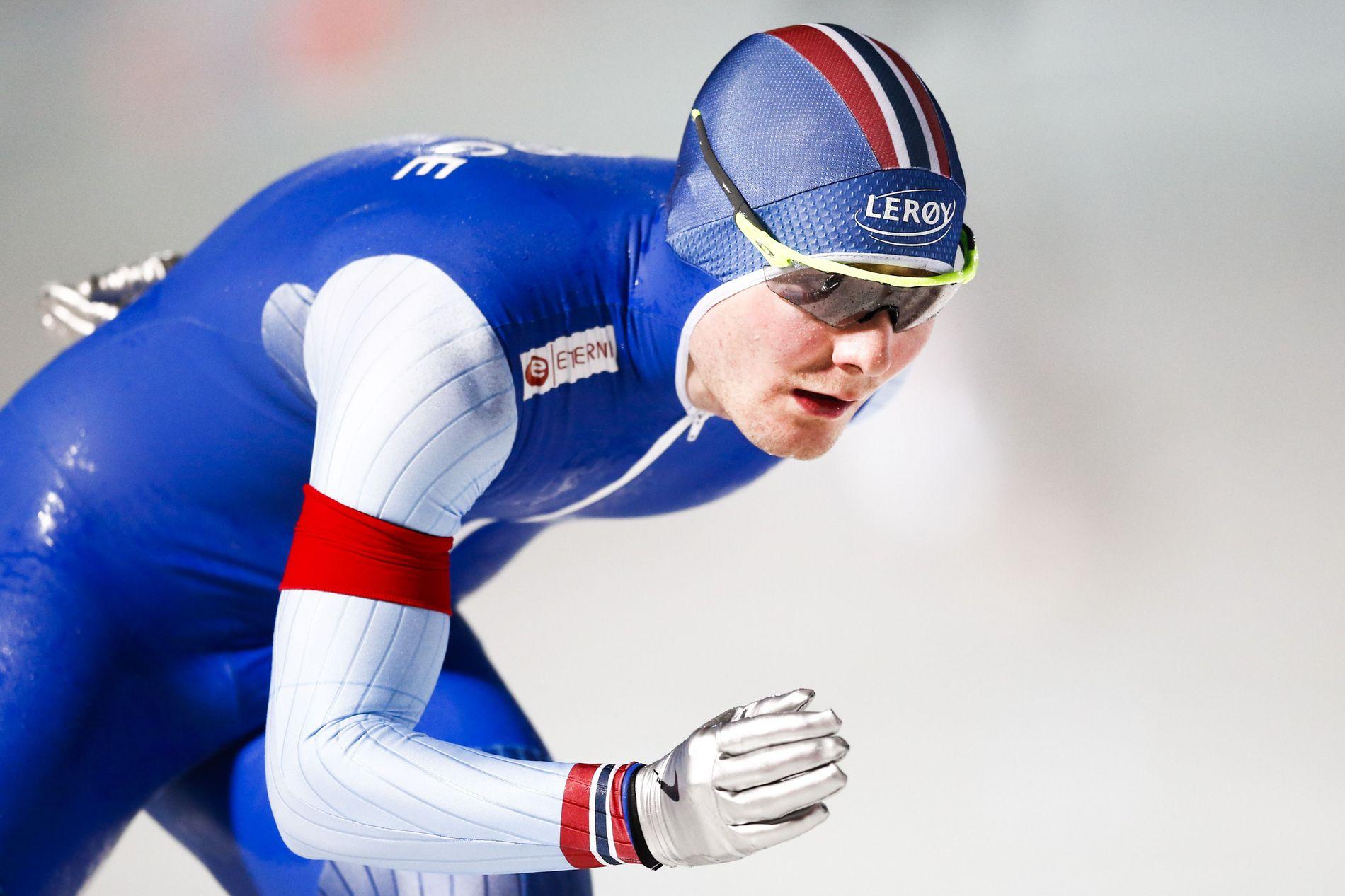 UTENFOR PALLEN: Sverre Lunde Pedersen var nest beste norske.