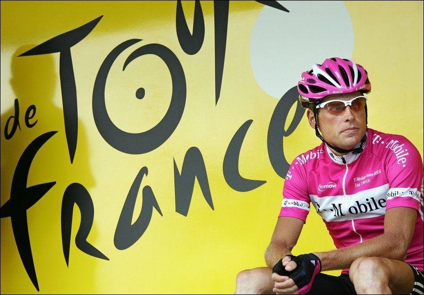DOPET SEG: Den tidligere toppsyklisten Jan Ullrich innrømmer å ha tatt doping. Ullrich vant Tour de France i 1997. Foto: NTB SCANPIX