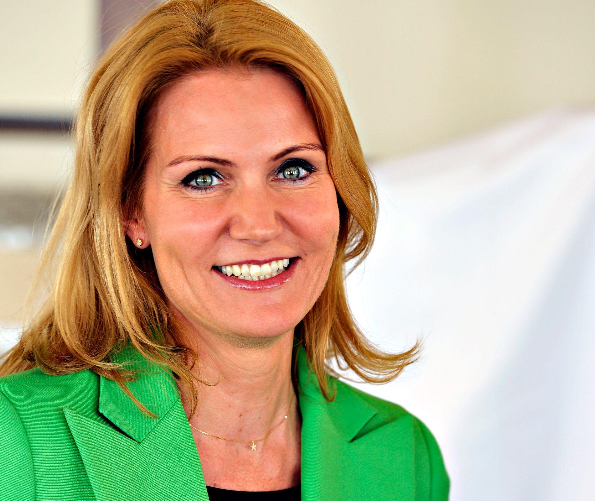 LEDER: Tidligere statsminister i Danmark, Helle Thorning-Schmidt, leder kvinnekommisjonen nedsatt av DBU.