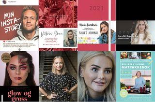 Norske forlag kjemper om å gi ut bøker med de største influencerne. Her er noen av dem som kommer med bok til høsten.