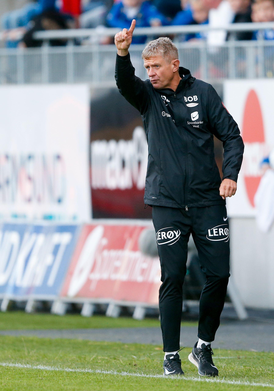 VINNER: Lars Arne Nilsen.