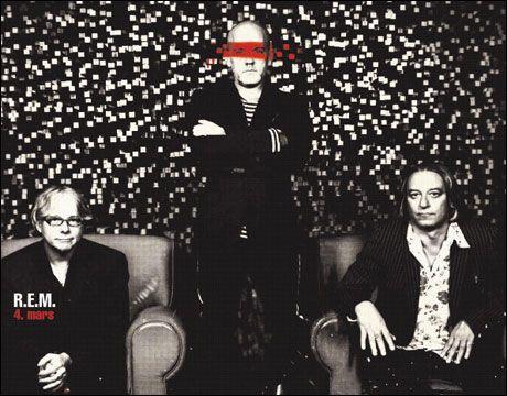 TIDLIGERE ENN FØR: R.E.M.s kommende album var opprinnelig planlagt utgitt 7. mars, men skyves nå frem til 4. mars på grunn av VGs og platebransjens nye opplegg. Foto: WARNER