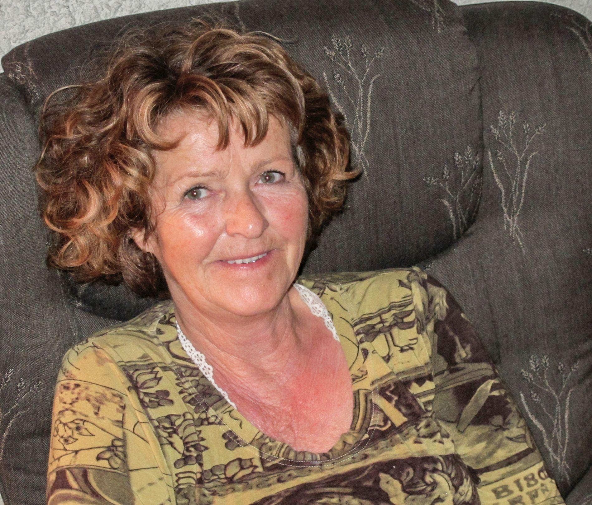 Anne-Elisabeth Hagen (68) har vært savnet fra sitt hjem i Lørenskog siden onsdag 31. oktober i fjor.