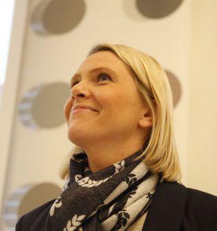 VIL STRAMME INN: Sylvi Listhaug.