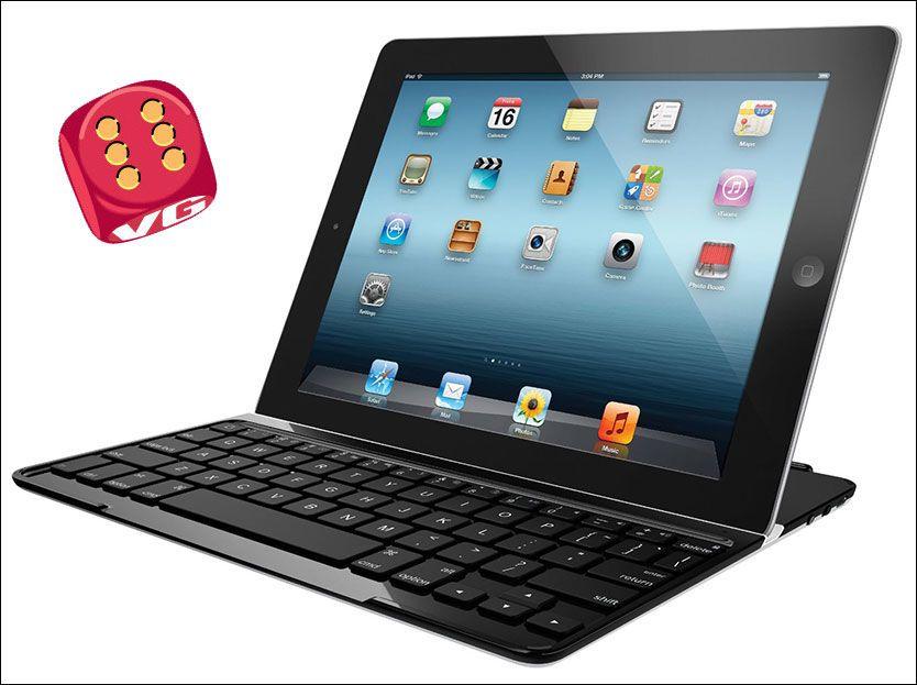 Dette iPad tastaturet er en genistrek! ???VG