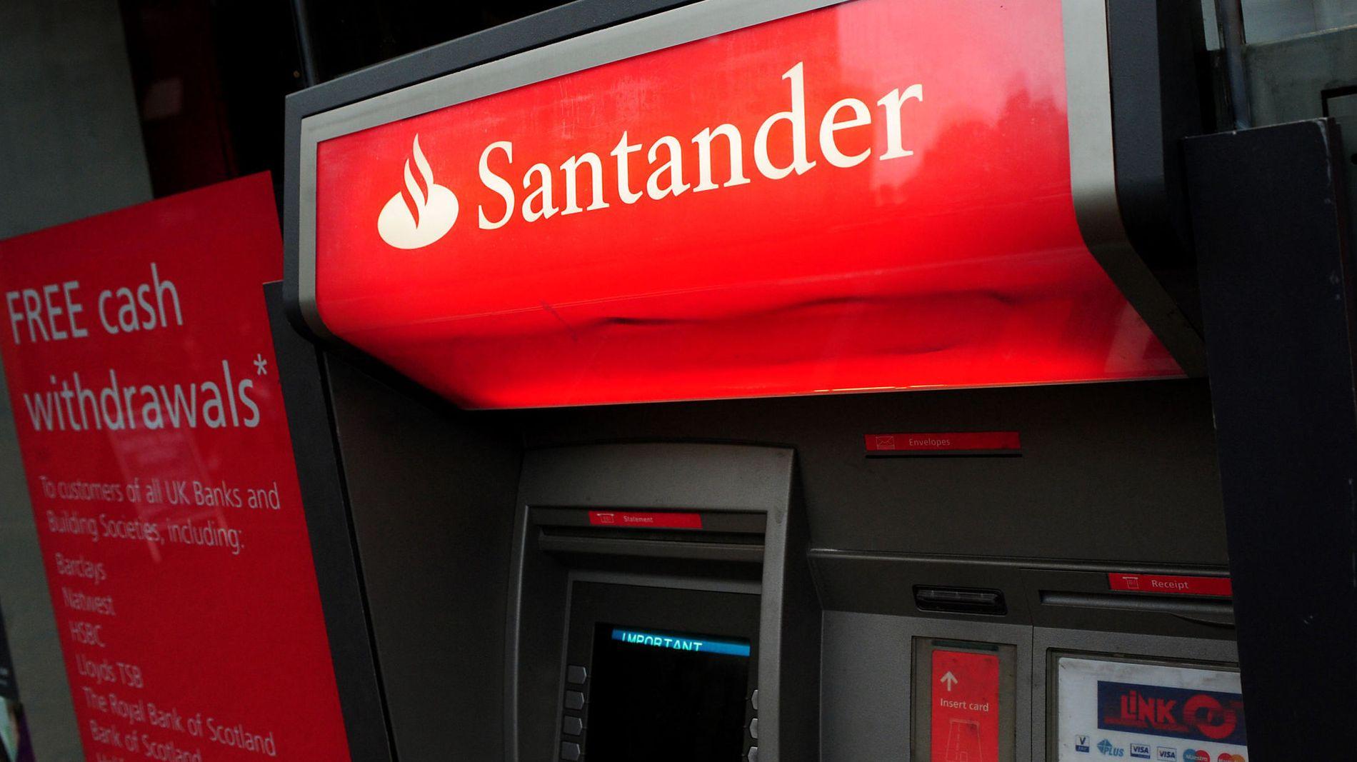 KJØPER: Santander ønsker å ekspandere innen forbrukslån i Skandinavia.