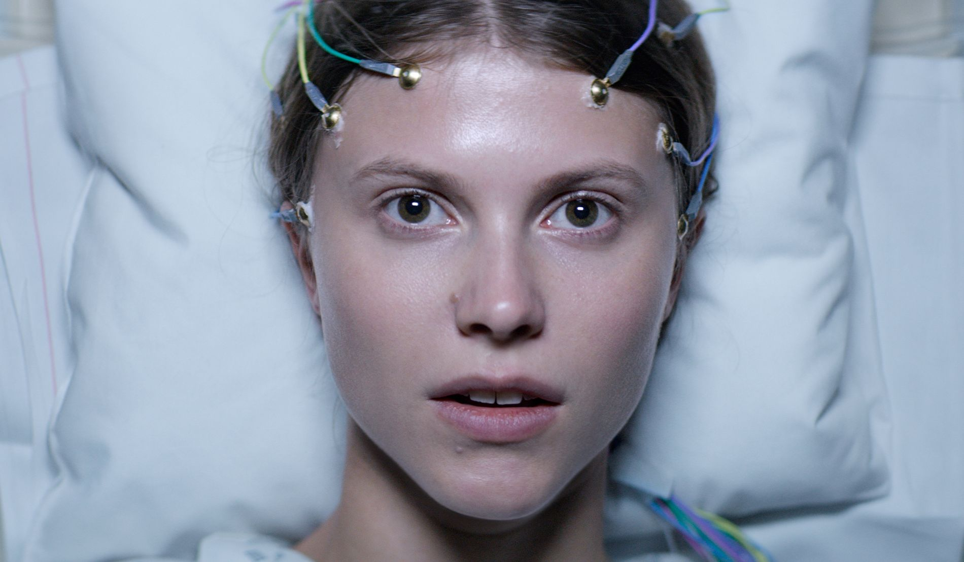 OVERNATURLIG THRILLER: Eili Harboe i tittelrollen i «Thelma». Foto: Motlys AS / SF Studios