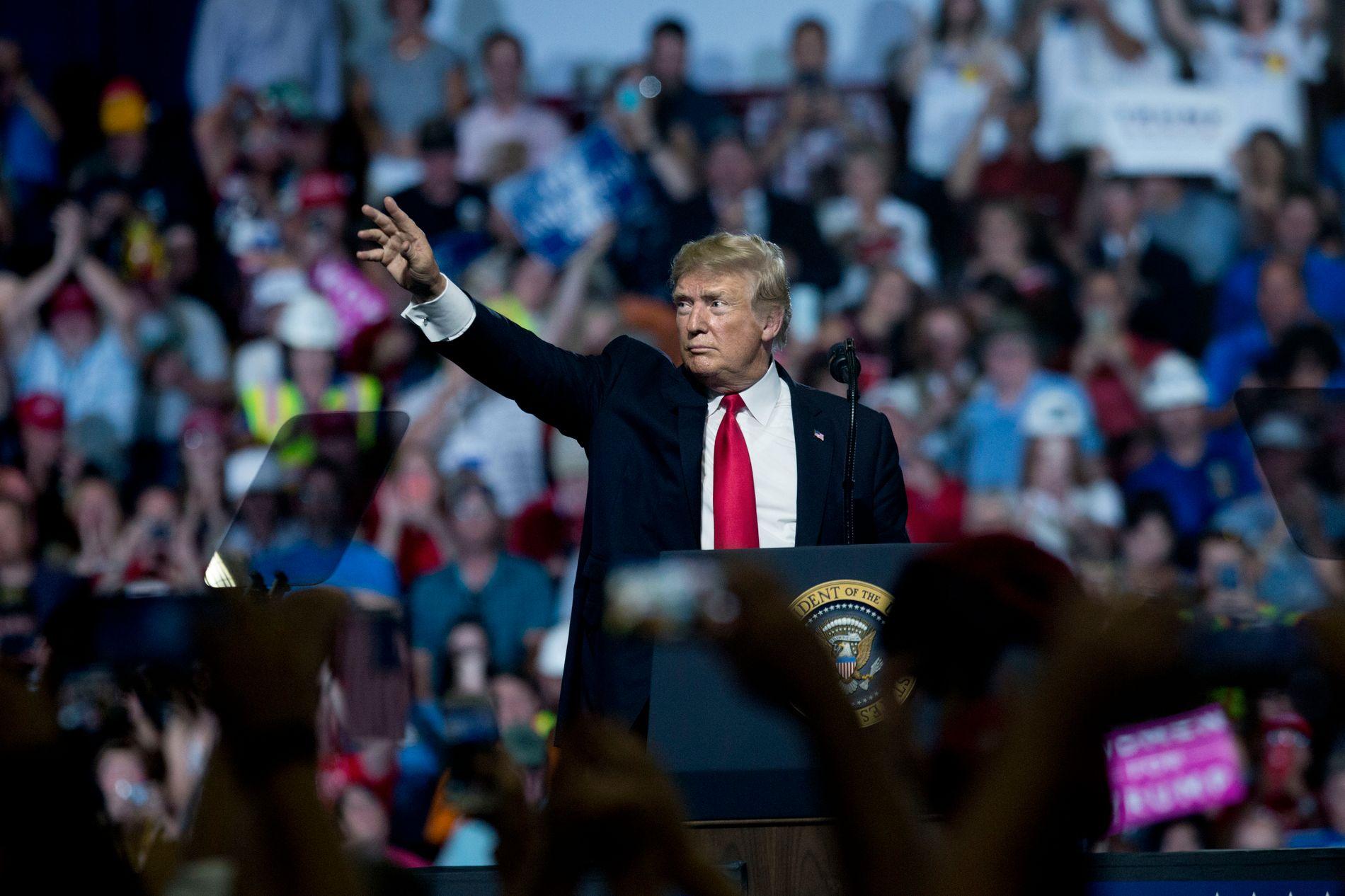 STRATEGI: –  Hvorfor lyver Trump? Fordi det lønner seg, i alle fall på kort sikt. Og våre hjemlige trumpister dilter lydig etter og kopierer oppskriften, hevder Dagfinn Nordbø.