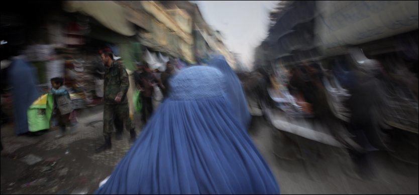 KABUL: De norske agentene ble sendt inn i Afghanistan på et tidspunkt hvor Taliban hadde herredømmet og huset noen av verdens farligste terrorister. Foto: AP