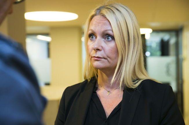 POSITIV: Mette Gundersen.