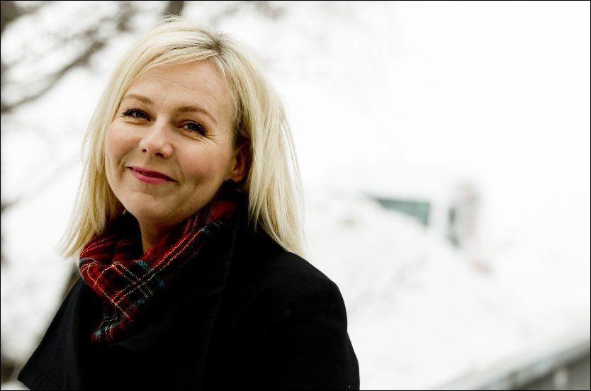 MISTET SIN FAR: Linn Skåbers far gikk bort i natt. Det bekrefter hennes venn og manager Mads Rogde. FOTO: ROGER NEUMANN/VG
