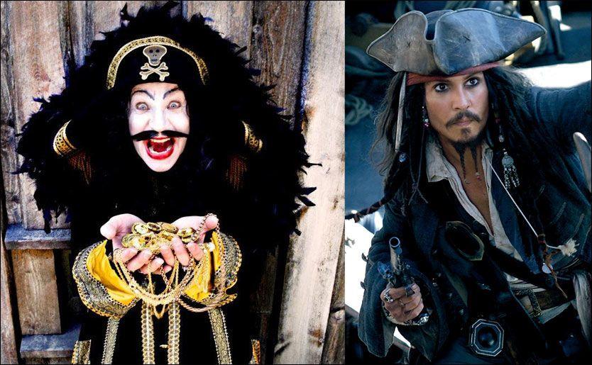 Fantastisk Kaptein Sabeltann ønsker «Pirates»-regissørene lykke til OT-39