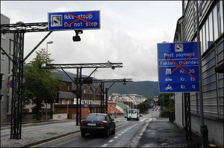 KAN SPLITTE BYRÅDET: Bomringen i Bergen Foto: Illustrasjonsfoto/Scanpix