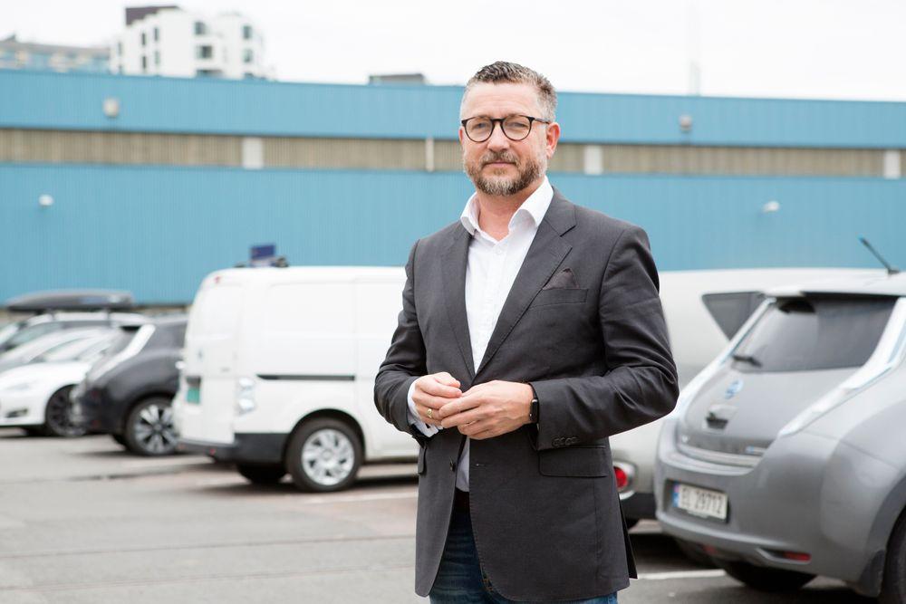 PERSONLIG: Teknologiekspert Hans-Petter Nygård-Hansen.