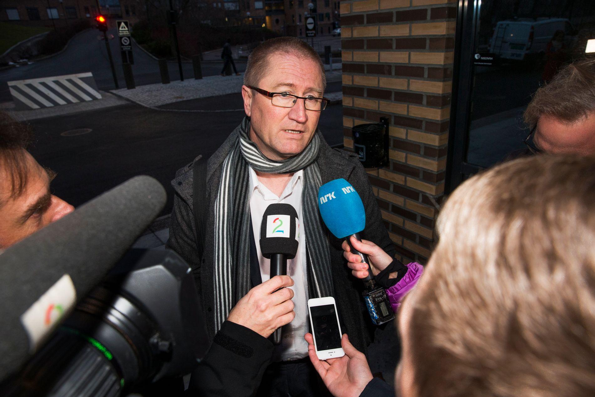 INTERESSANT: Det mener KrF-politiker Geir Jørgen Bekkevold om at mange idrettsledere selv vil vrake Norsk Tipping som direkte finansieringskilde.