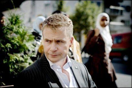 Per Willy Amundsen (Frp) reagerer på forslaget fra Rådet for innvandrerorganisasjoner i Oslo om etnisk delte aldershjem. Foto: Linn Olsen