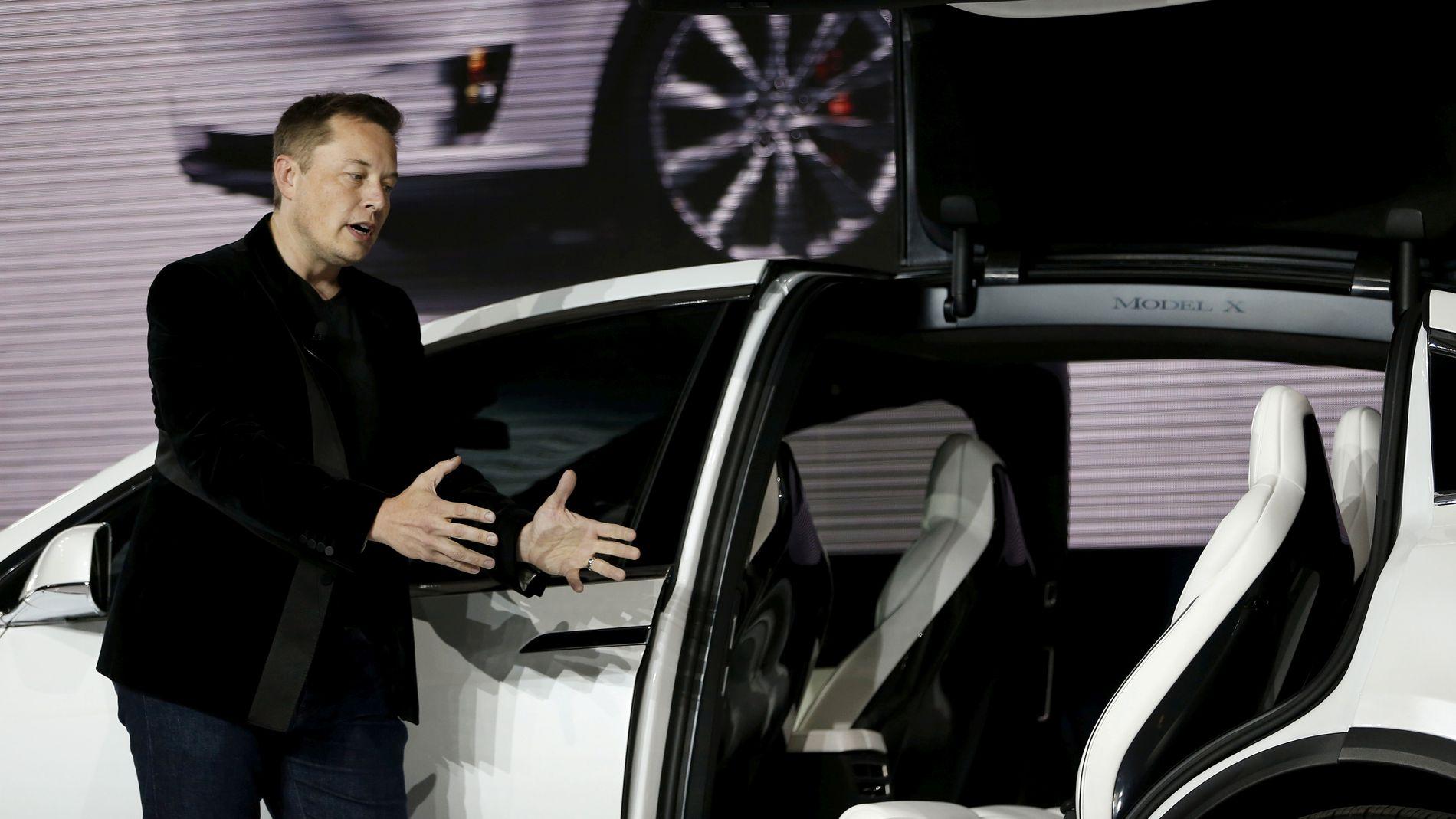 MODEL X: Tesla Norge økte salget av både Model X og Model S i fjor, men omsetningen i selskapet falt. Likevel leverer selskapet solid fremgang på bunnlinjen, med en 74 prosents økning i resultat etter skatt til 50 millioner kroner.