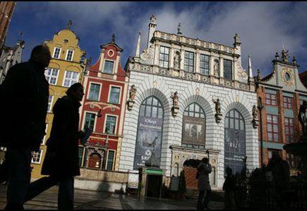Gdansk - midt i historien