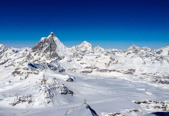 Zermatt: Gourmet i alpene
