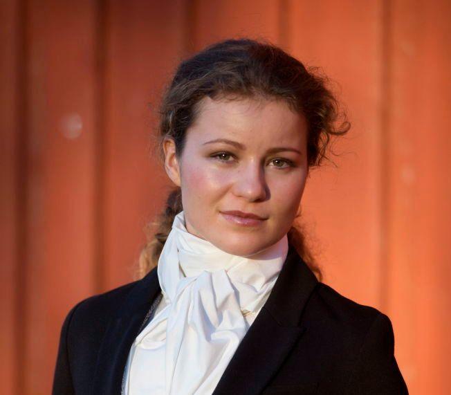 VERDENS RIKESTE TENÅRING: 19-åringen Alexandra Andresen. Bildet ble tatt i forbindelse med et VG-portrett i 2014.