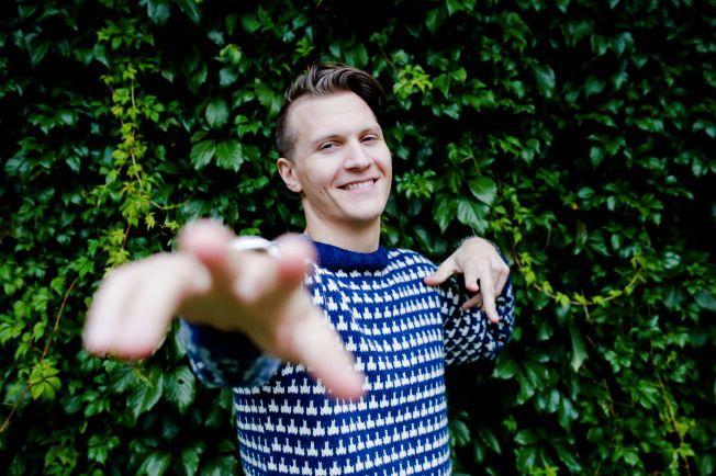 GOT'CHA!: Tom Stræte Lagergren - med artistnavnet Matoma - kan krysse av One Direction i sin etter hvert celebre liste av samarbeidspartnere.