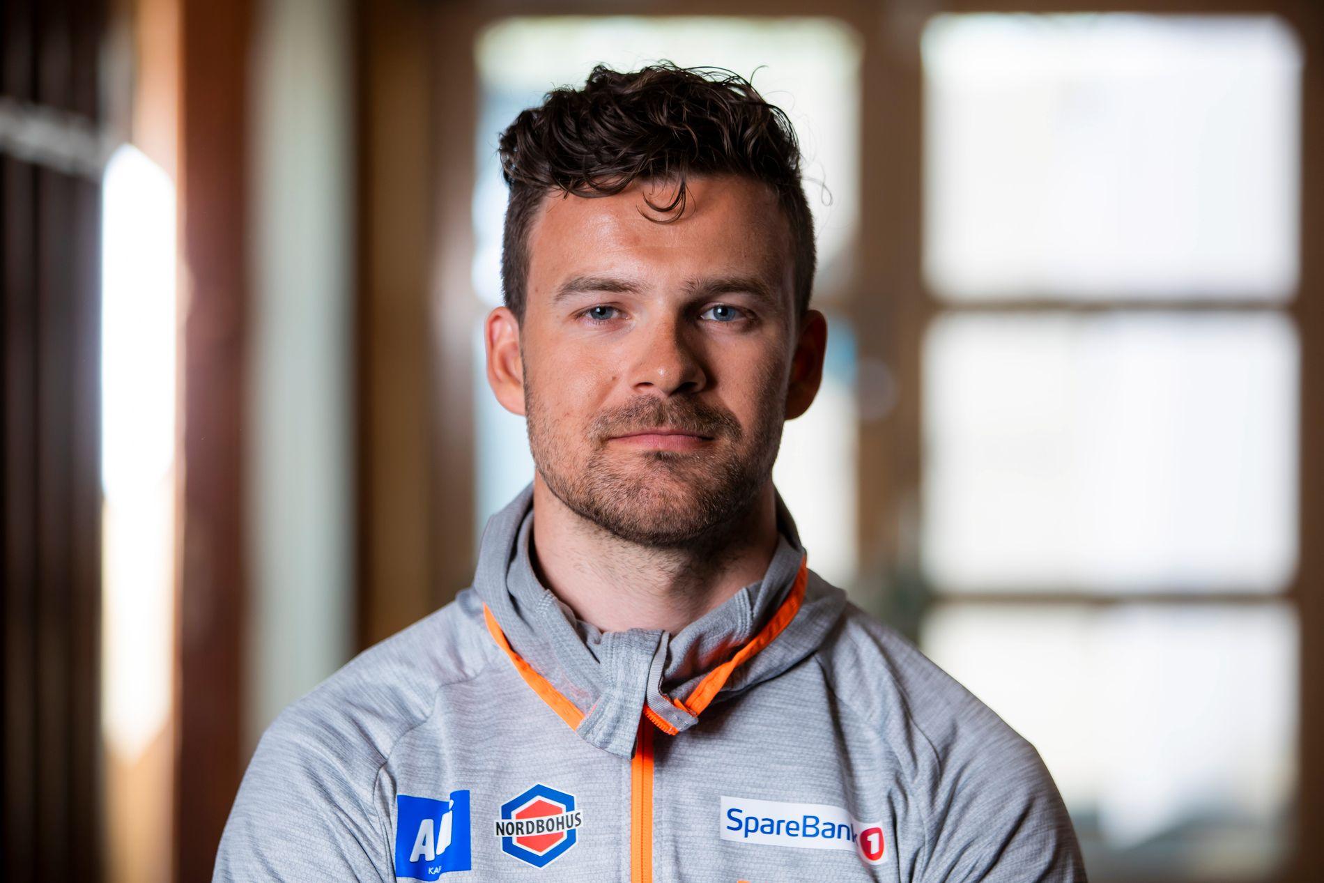 HJERTESTANS: Sondre Turvoll Fossli fikk hjertestans mens han kjørte bil, men ble reddet av kjæresten og en forbipasserende syklist.