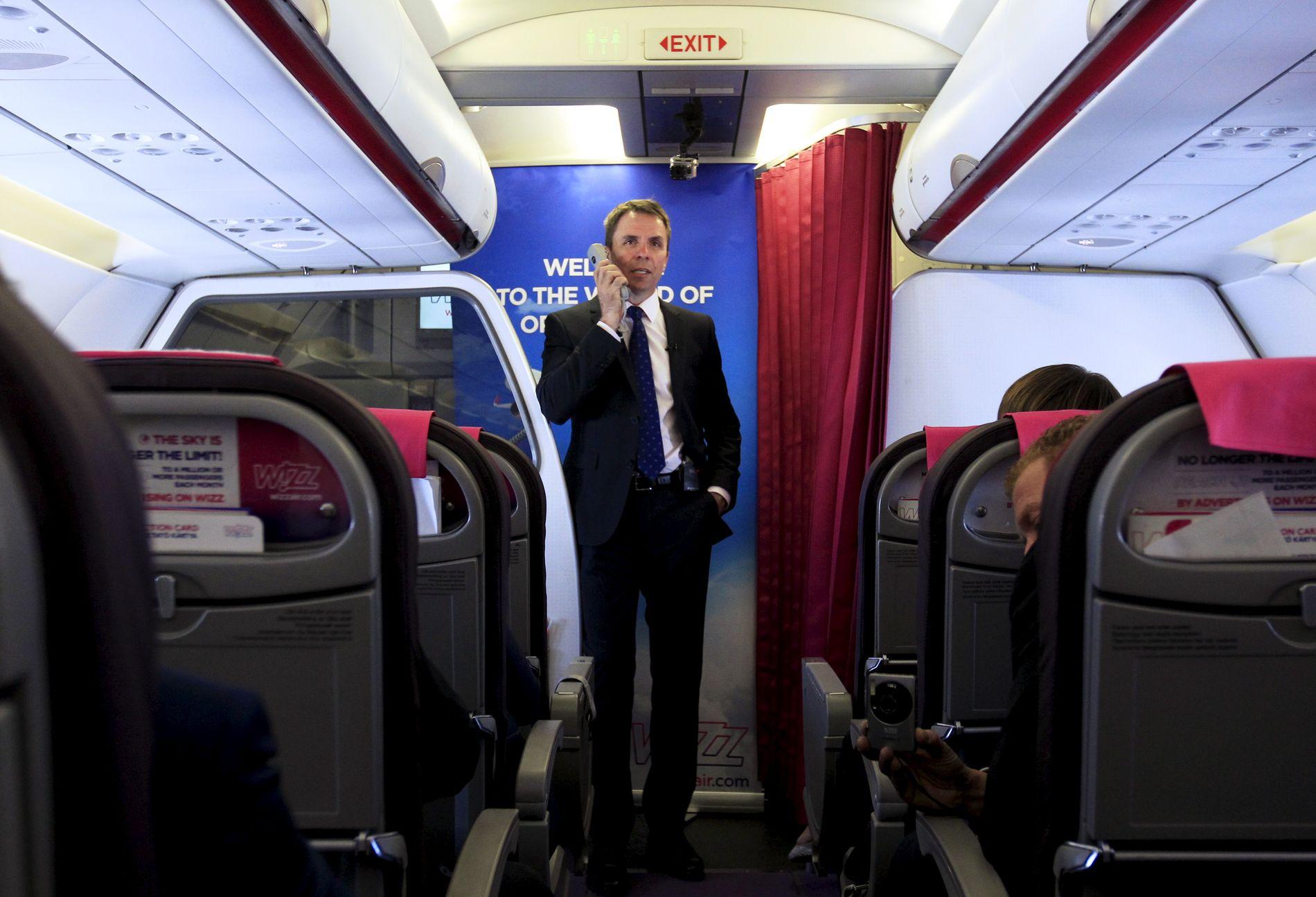 Wizz Air-sjefen langer ut mot fagforeninger i ny lekkasje: – En av grunnpilarene bak vår suksess