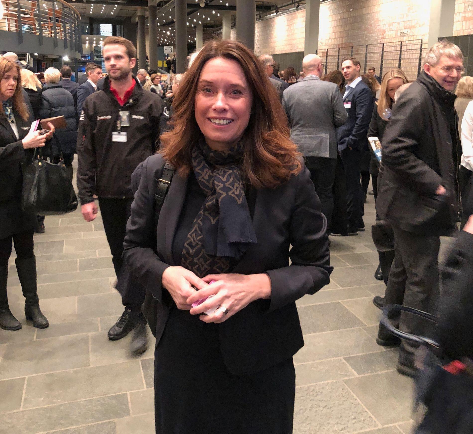 Hege Skryseth, administrerende direktør, Kongsberg Digital