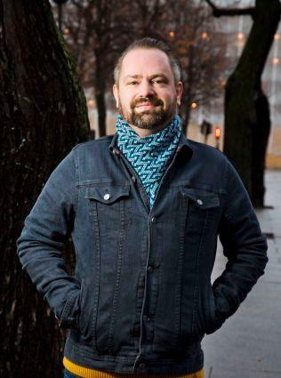 HEIER PÅ SUNDFØR: Asbjørn Slettemark. Foto: FRODE HANSEN
