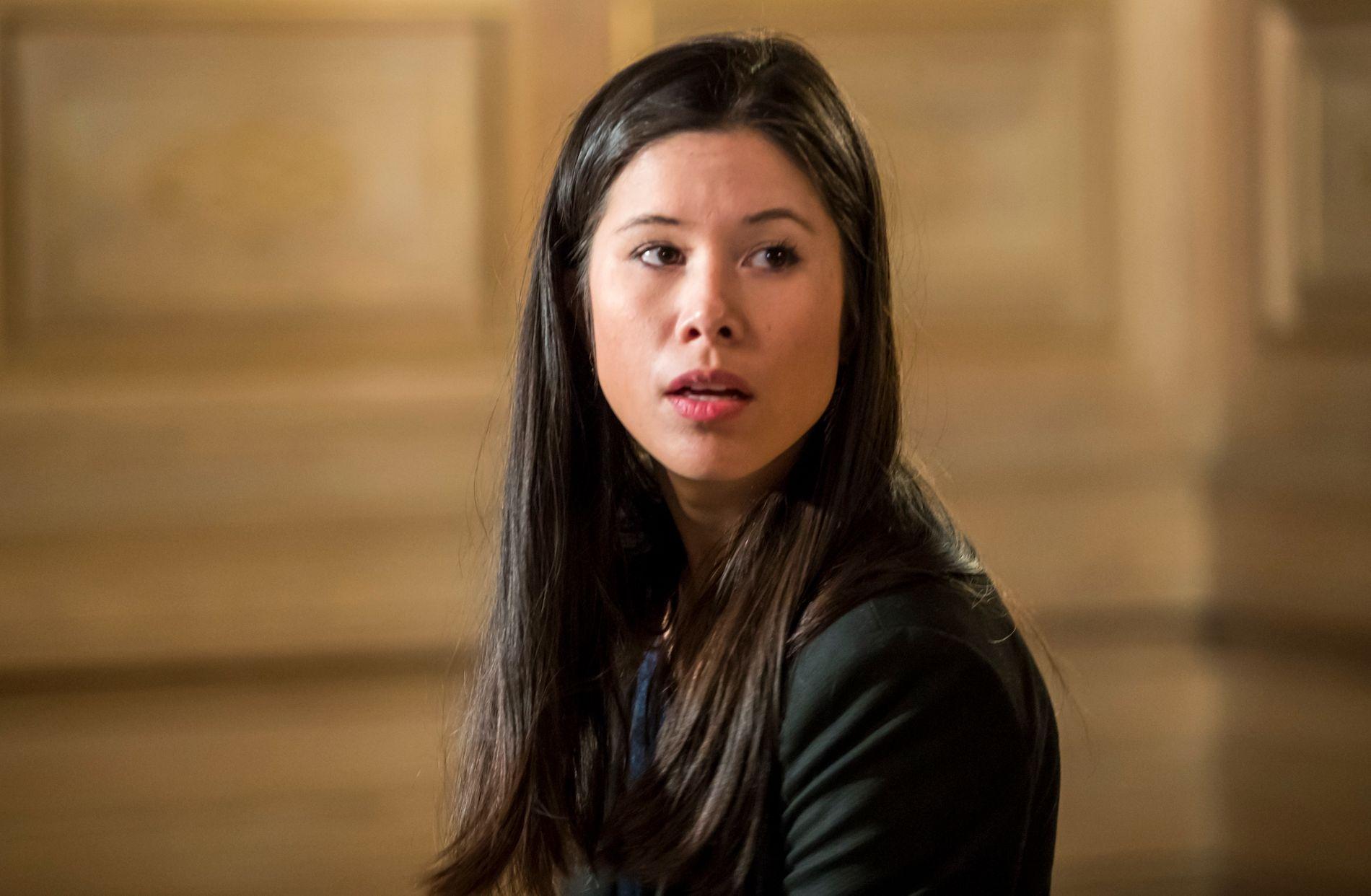 UTÅLMODIG: Oslo-byråd for miljø og samferdsel Lan Marie Nguyen Berg (MDG) – er utålmodig etter å komme i gang med Oslos nye bompengesystem.