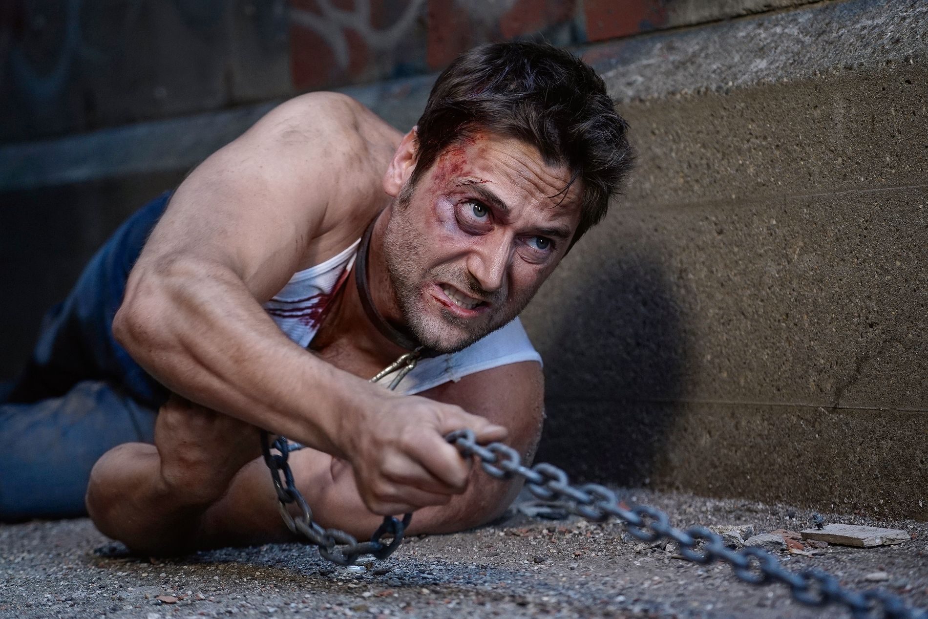 EGEN SPIN OFF: Ryan Eggold som Tom Keen.